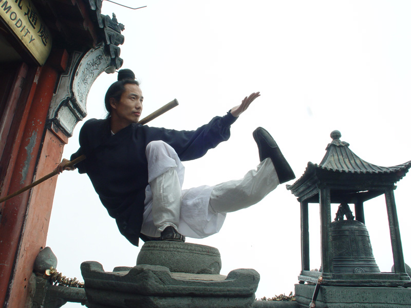 Wudang, Eight Immortal Staff