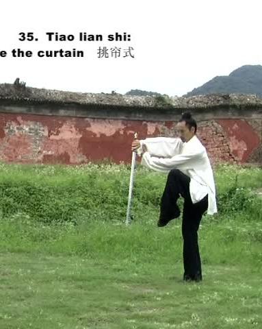 Wudang Tai Chi Sword5
