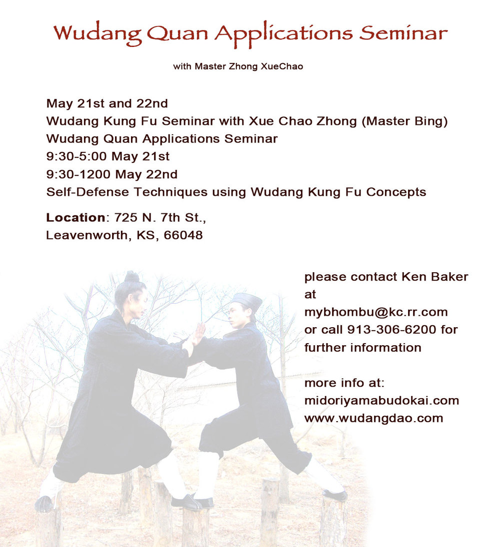 Wudang Quan Applications