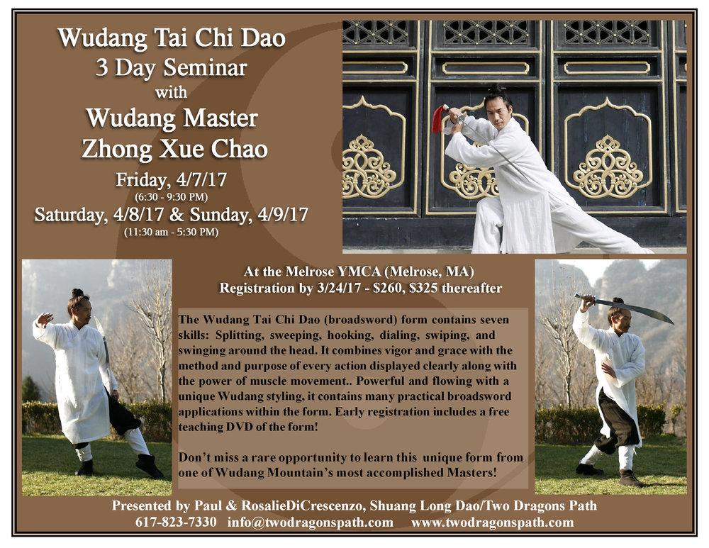 Wudang Tai Chi Dao