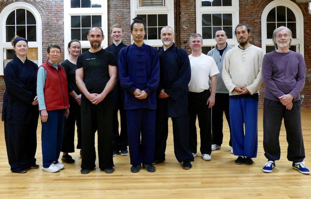 wudang form review