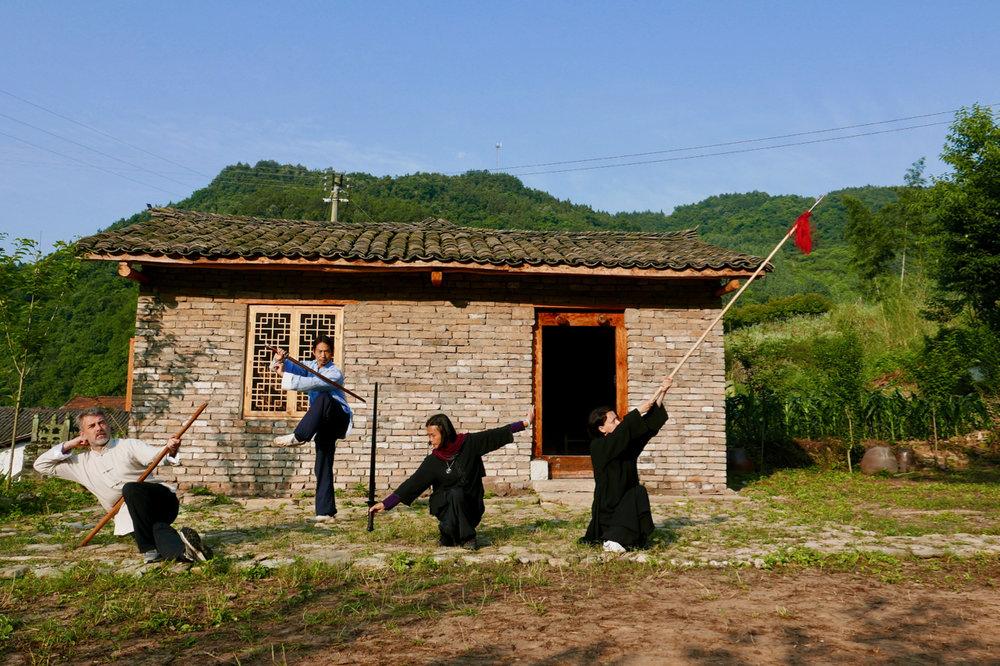 Wudang NingXu Temple