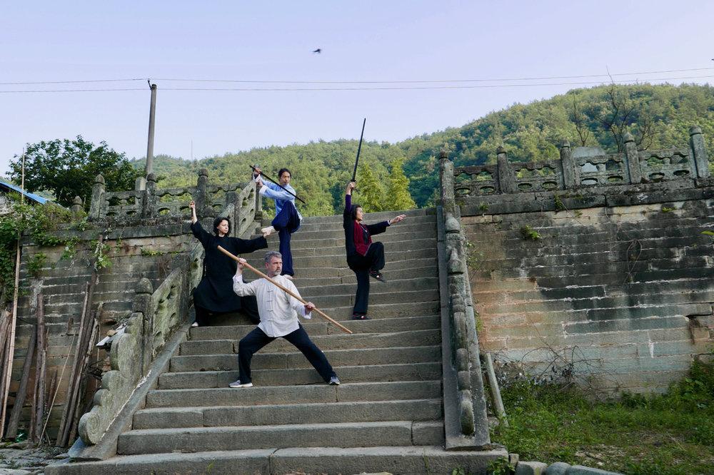 Wudang kungfu