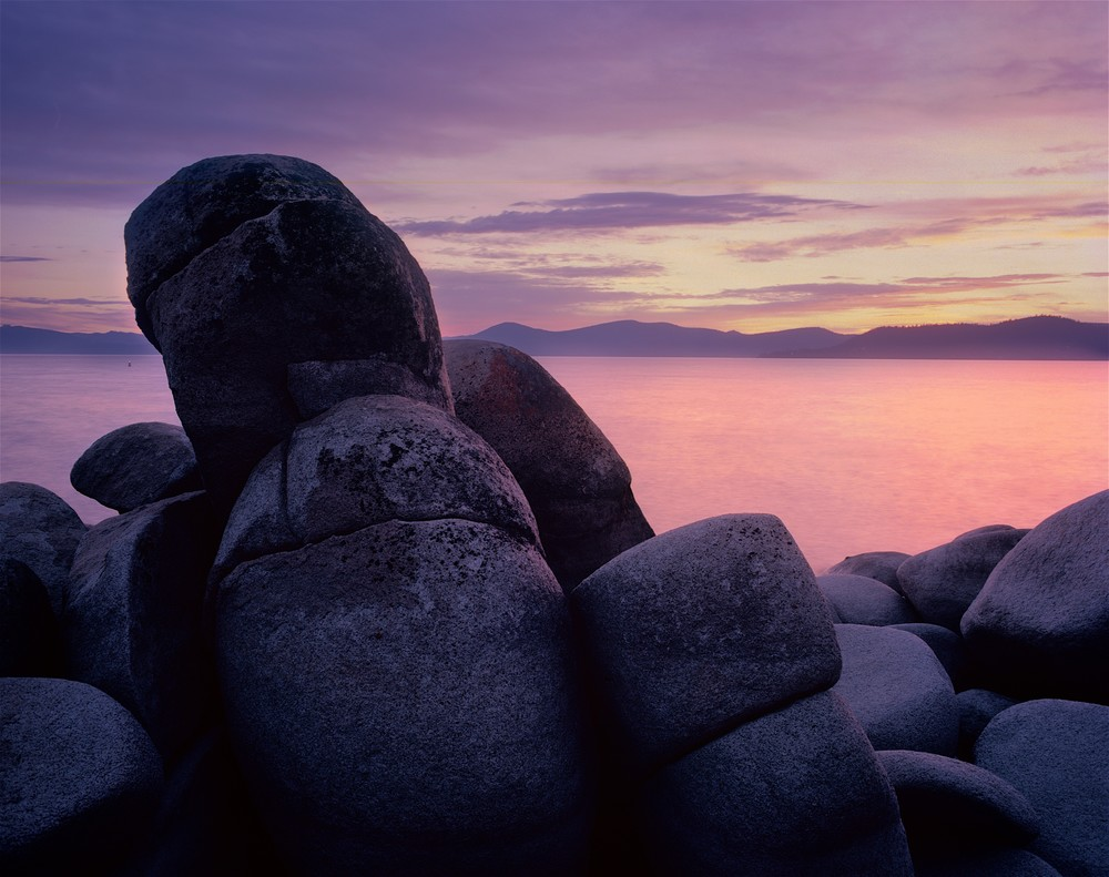 Another fruit of my shoot in Sand Harbor