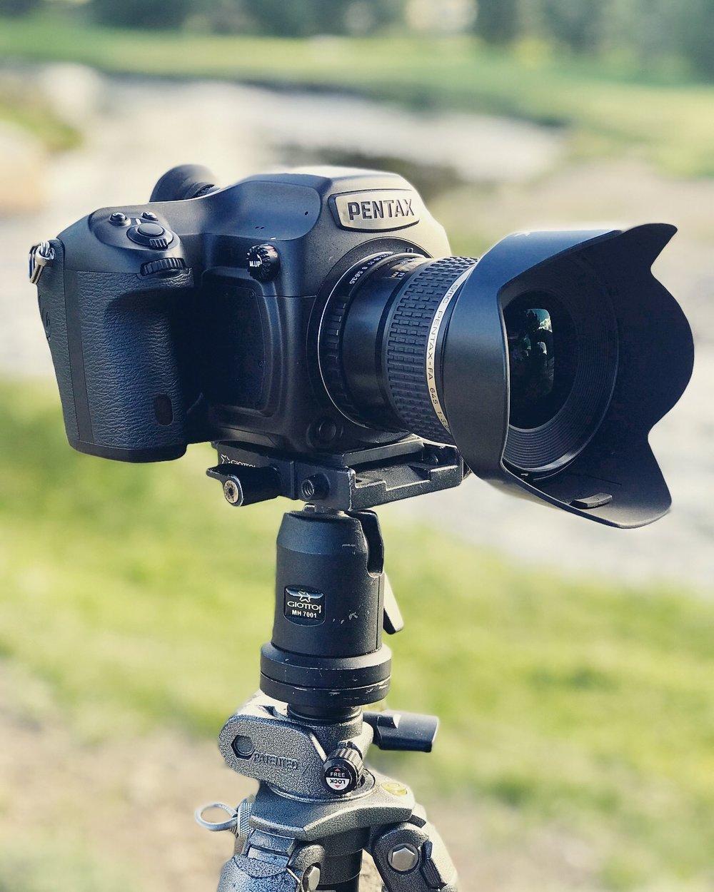 Pentax 645Z - Pentax-FA 35mm f3.5