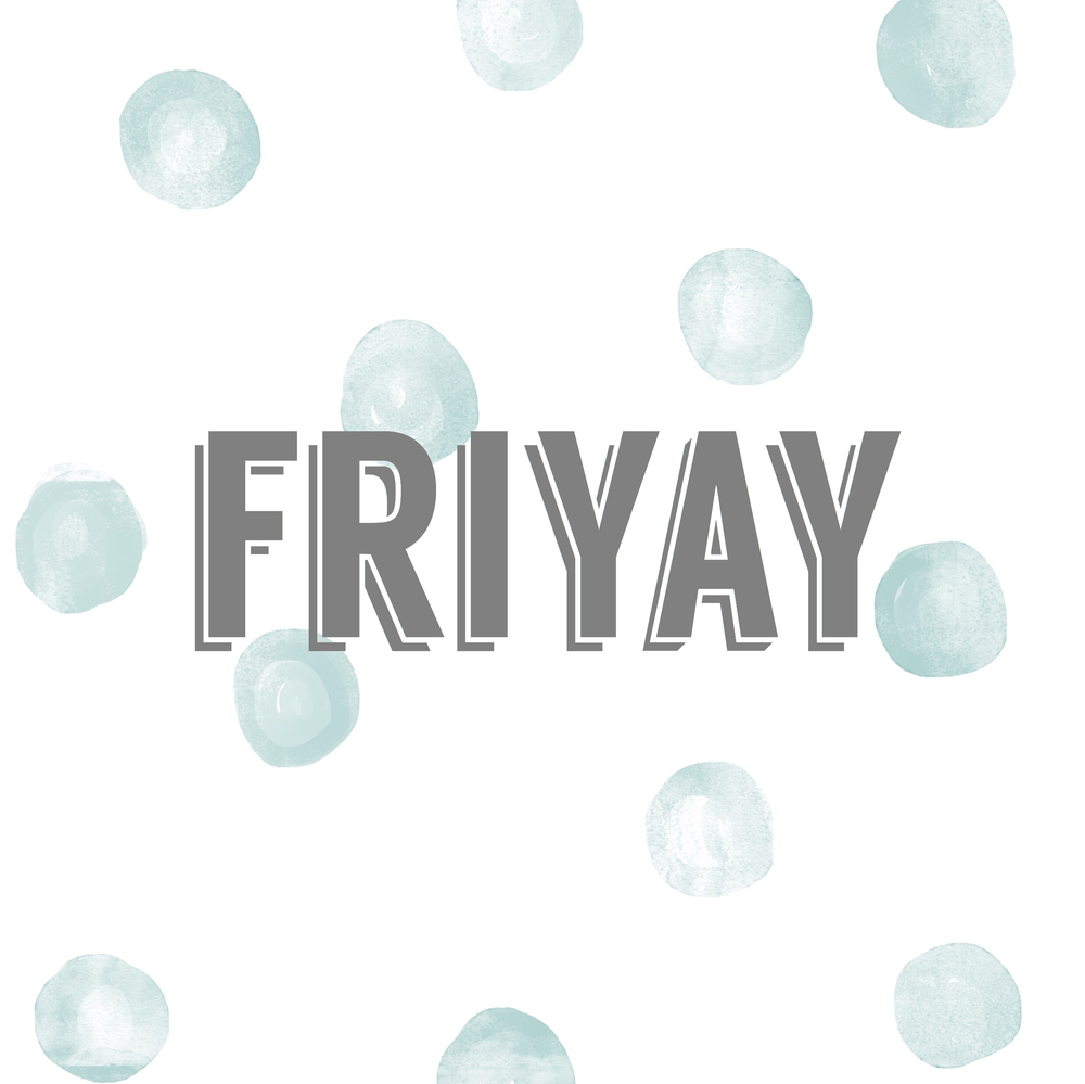 friyay by Miss Sammie Designs
