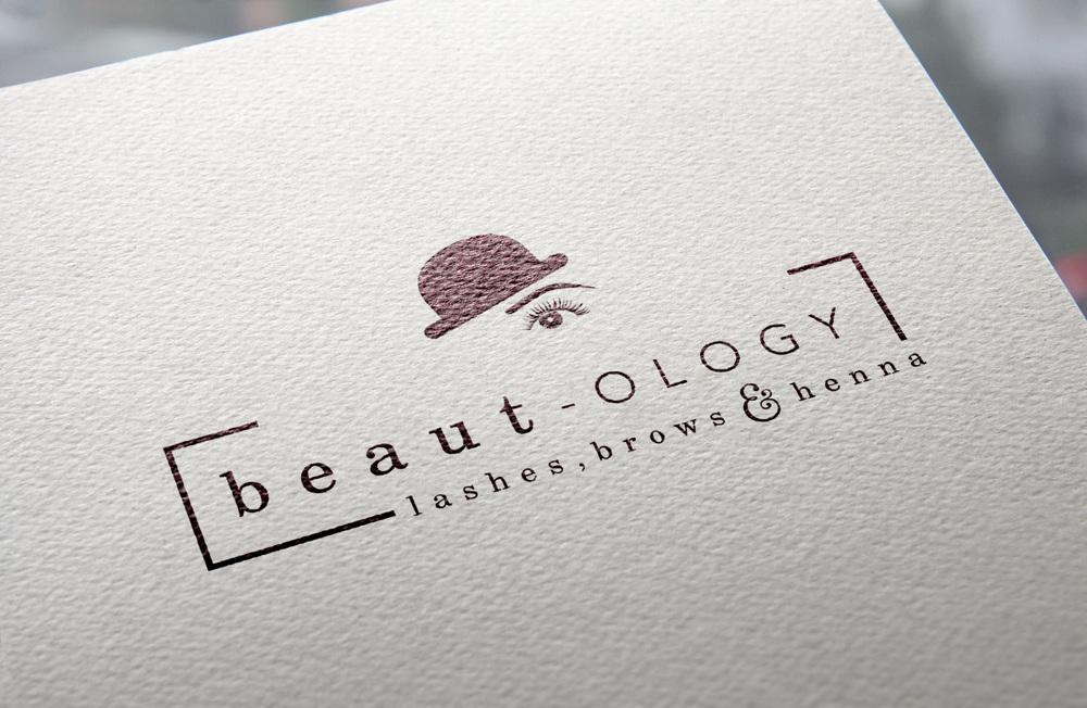 beaut-ology logo design