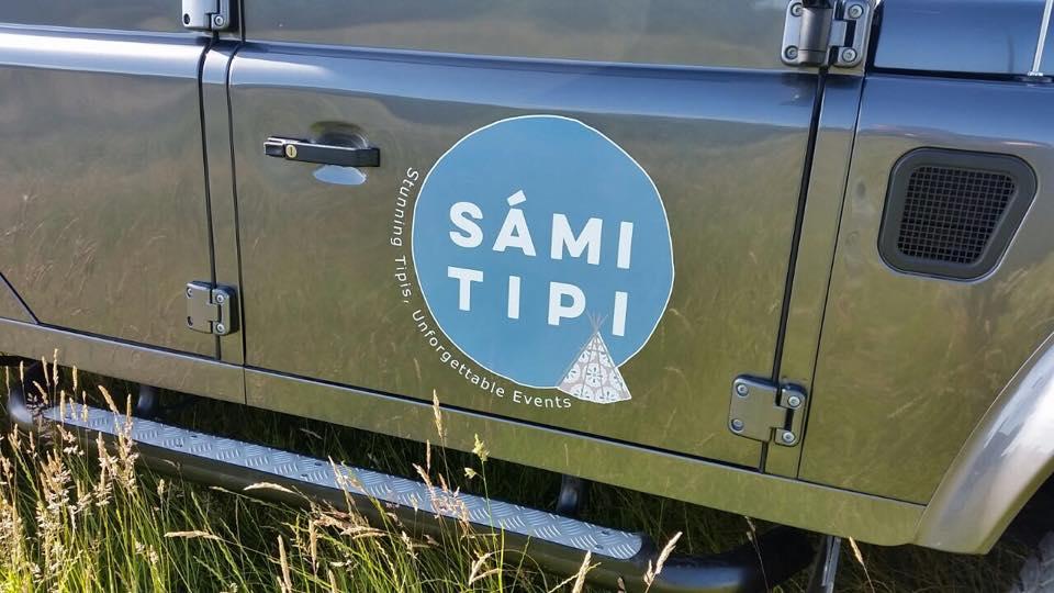 Sami Tipi Logo Design