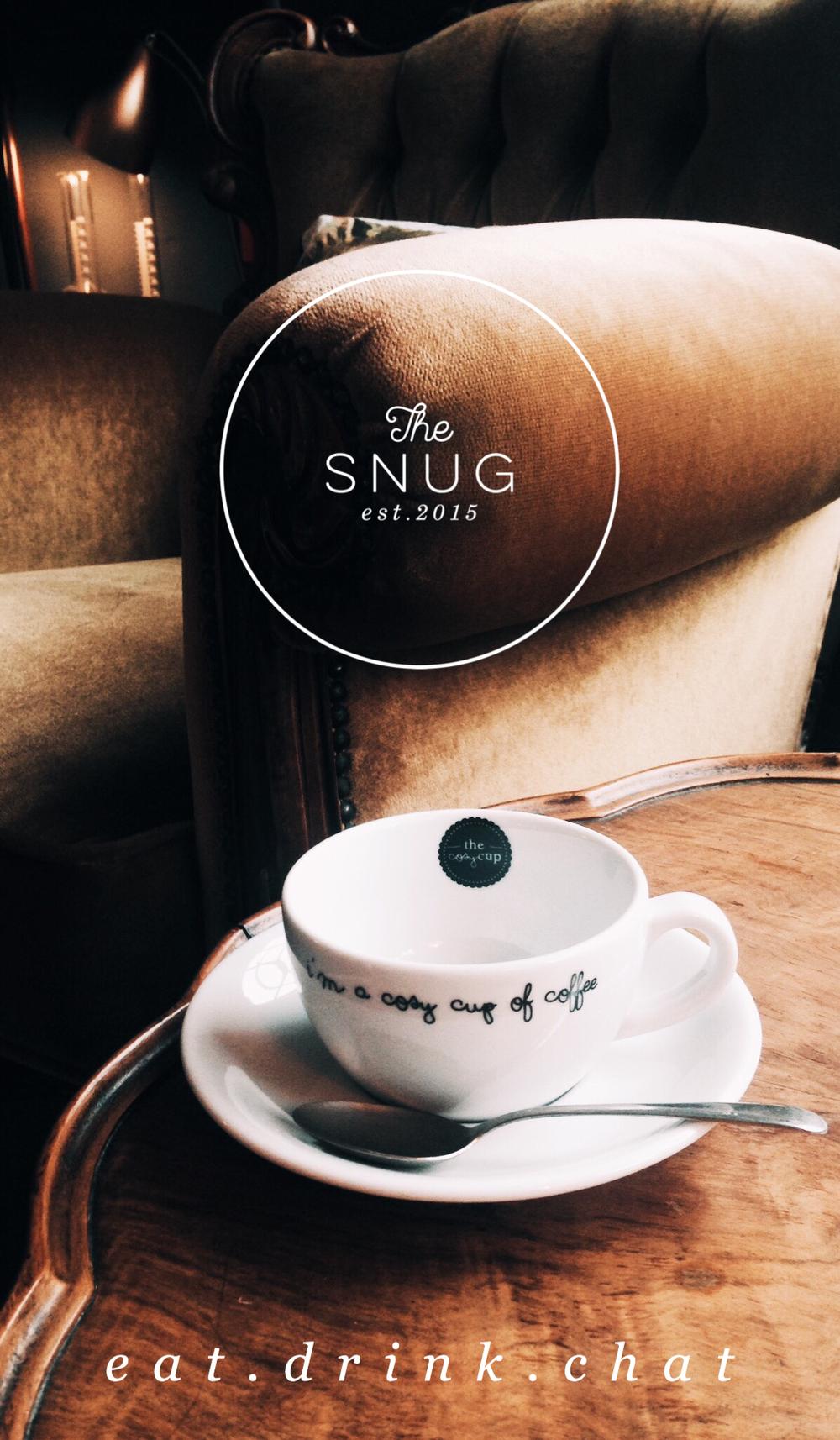 The Snug Logo Design by Miss Sammie Designs