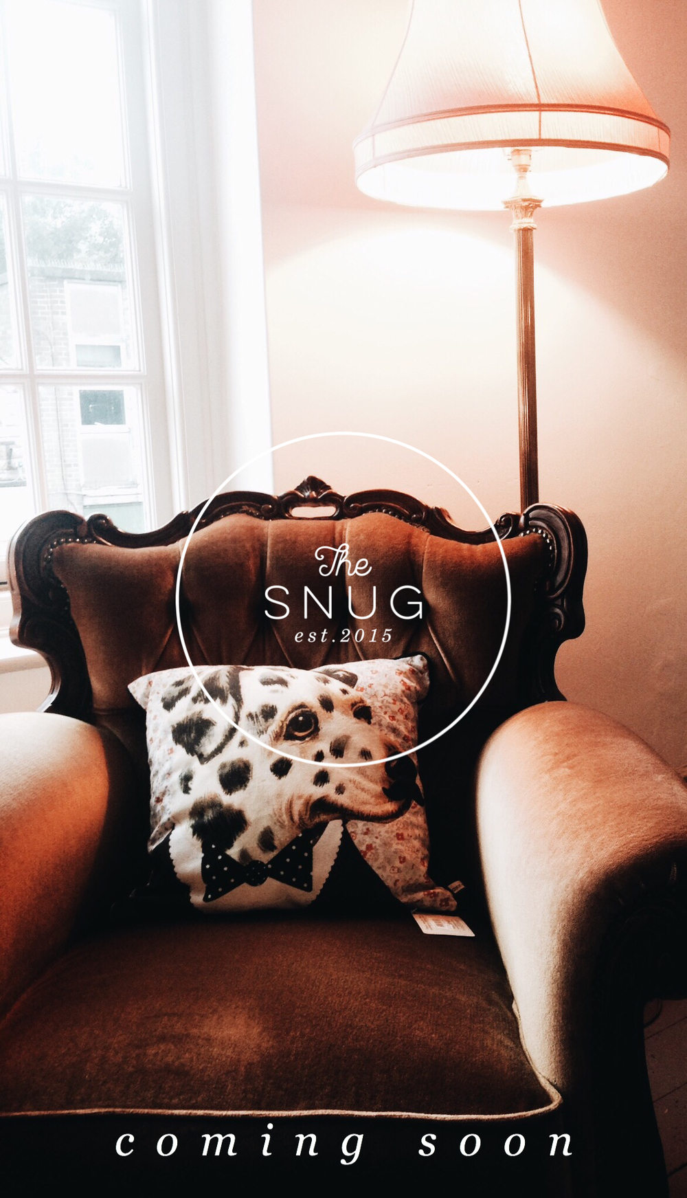 The Snug Logo Design by Miss Sammie Designs