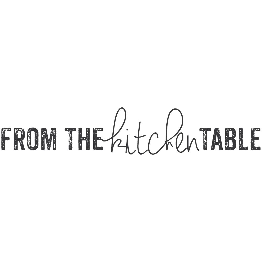From the kitchen table blog