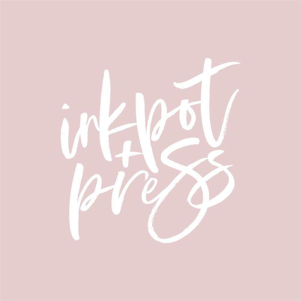 Inkpot + Press
