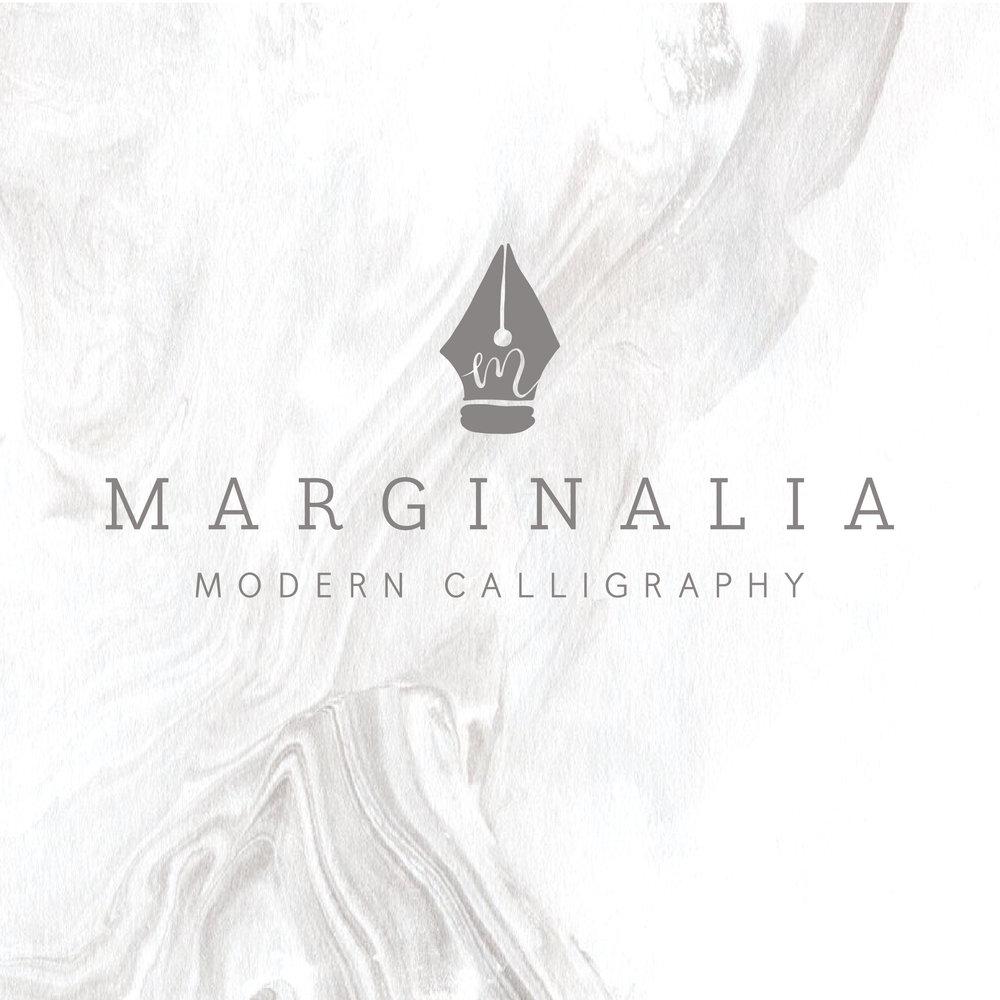 Marginalia Calligraphy