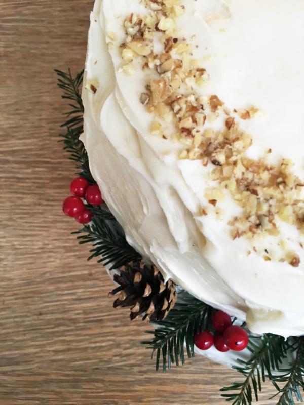 Mimi's Christmas Cake