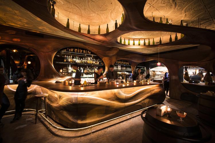 Bar Raval, Toronto