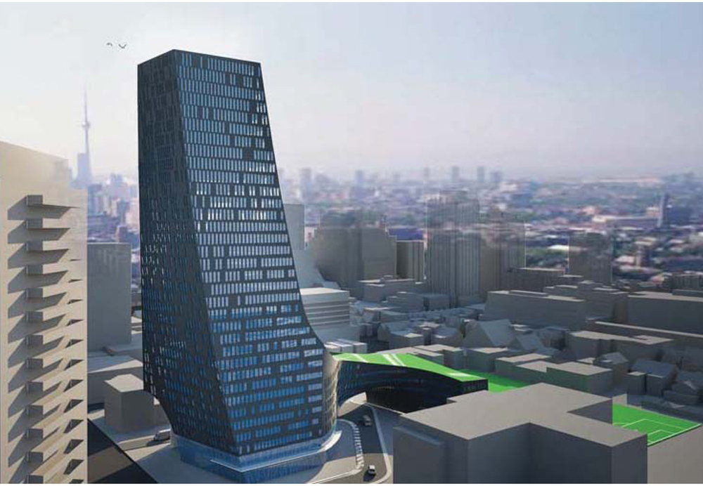 Tower Scheme, Toronto