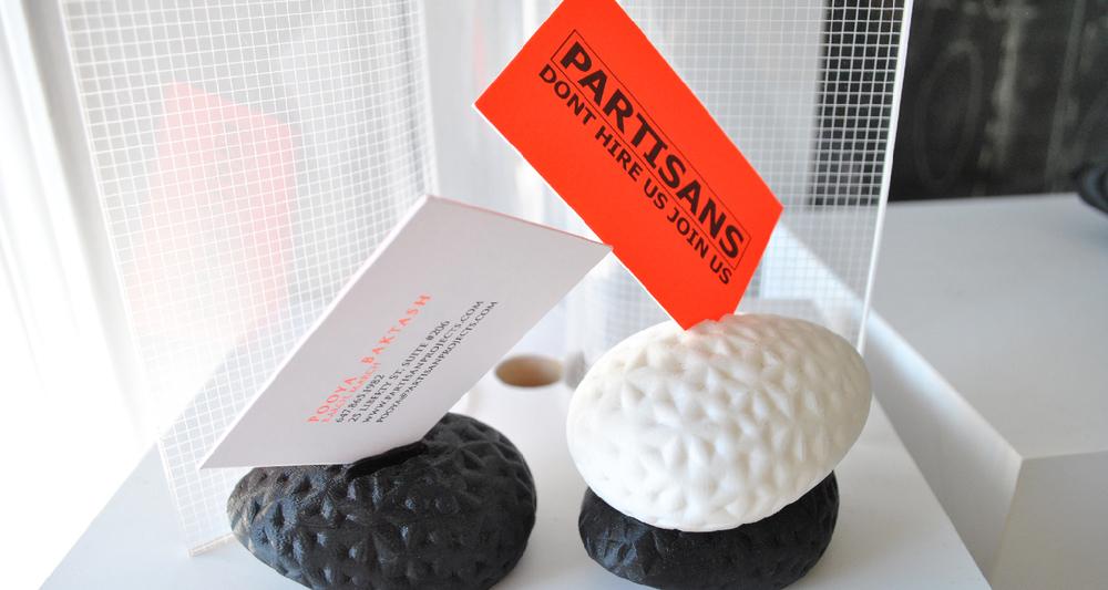 Tuftit 3D-Printed Card Holder