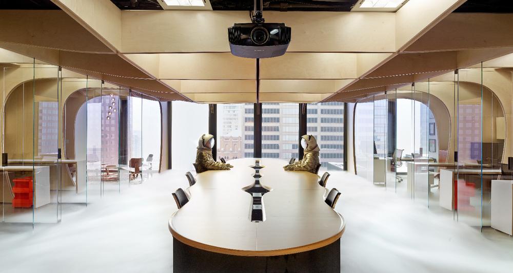 Think Tank Office, Toronto