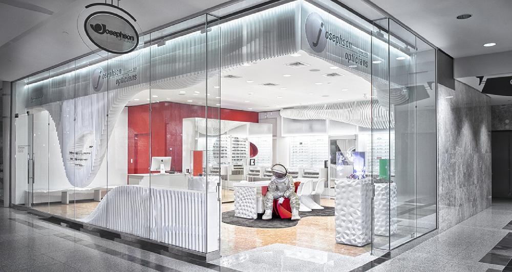 Opticians Shop, Toronto