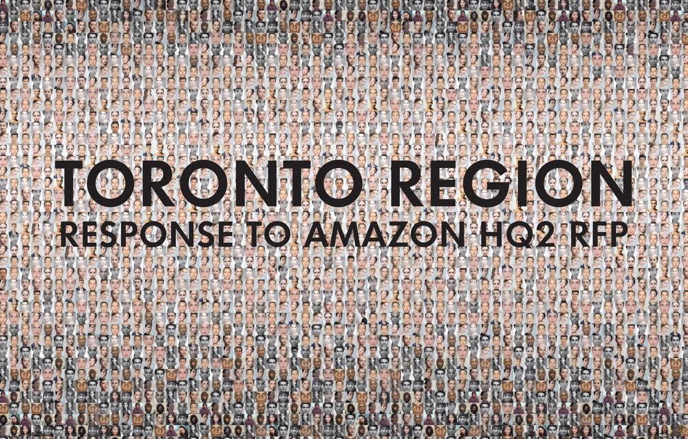 Toronto Region: Response to Amazon HQ2 RFP