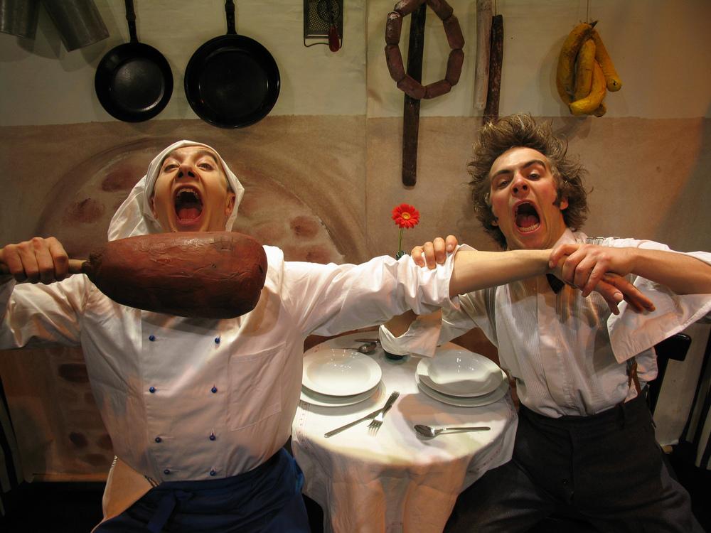 Der furiose Küchenzirkus 2