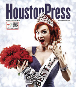 Houston Press - Best of Houston Artist 2013