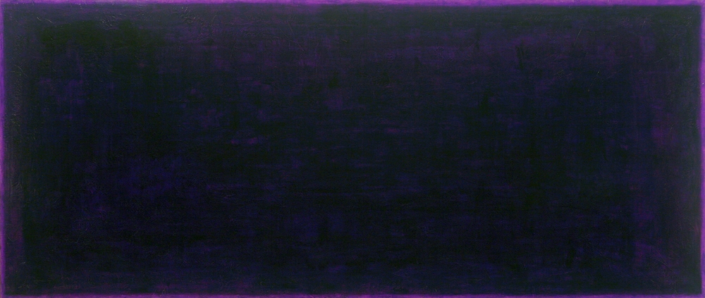 "105""x55""x2"" Oil, Pigment and Compound Texture on Canvas   SOLD"