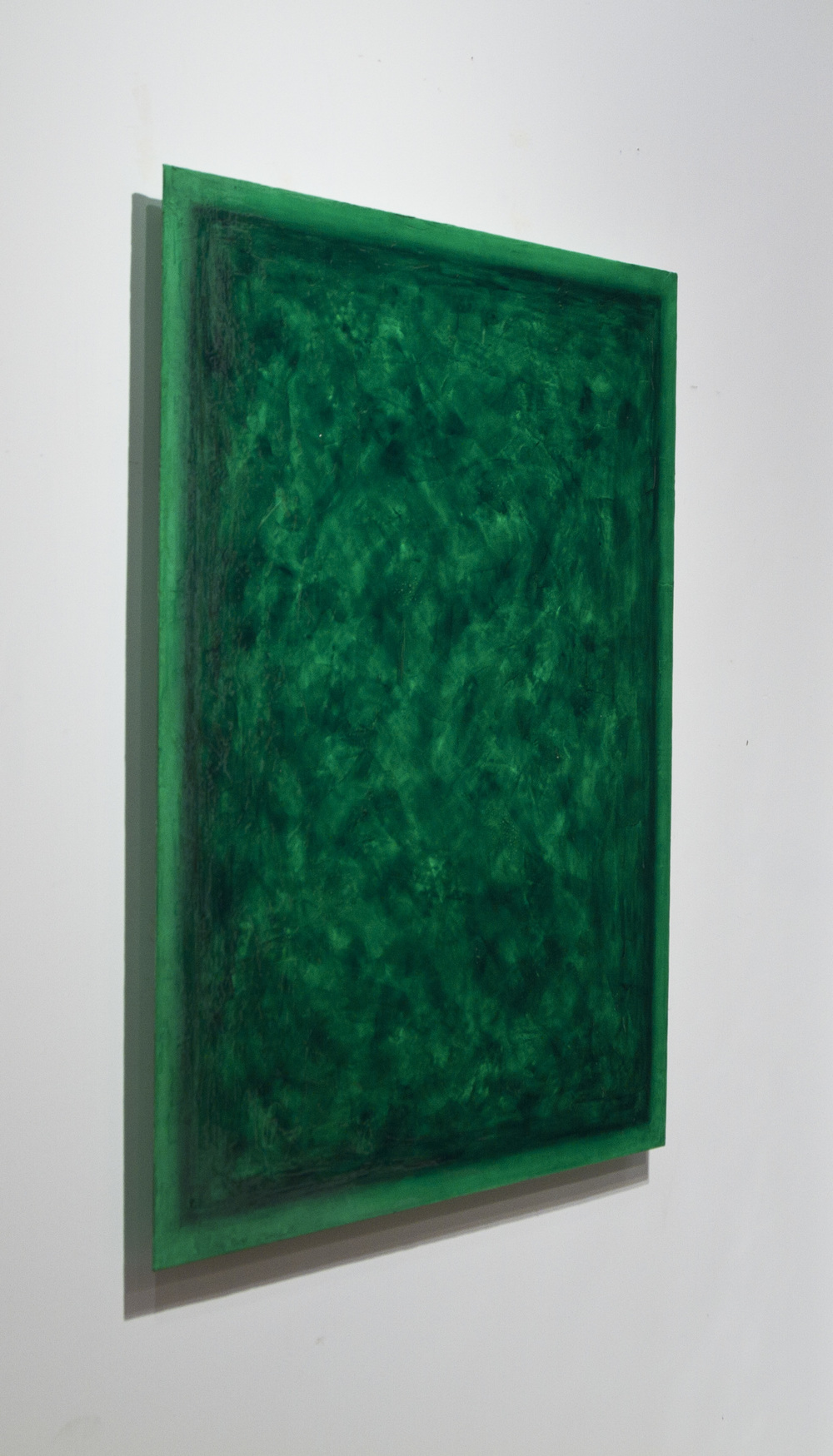 Side View  Emerald commission,  2015