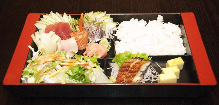 Sapporo Bento Dinner E