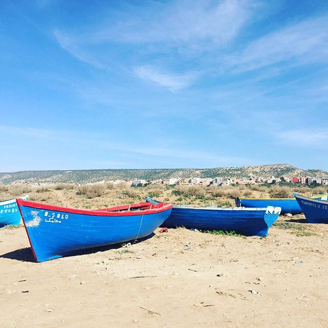 The village is only 10min away from the beach.  #beachlife #startups #retreats #coworking #coliving #remoteworking #casablanca #tamraght #taghazout