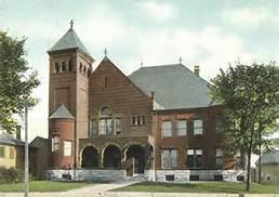Laconia Courthouse, 1906