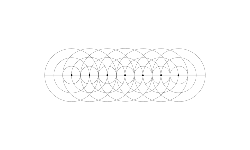 grid system developed to contain values and time