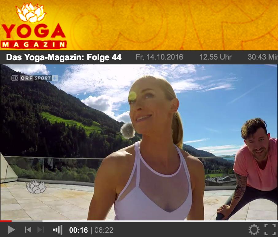 ORF Yogamagazin (2016/17)