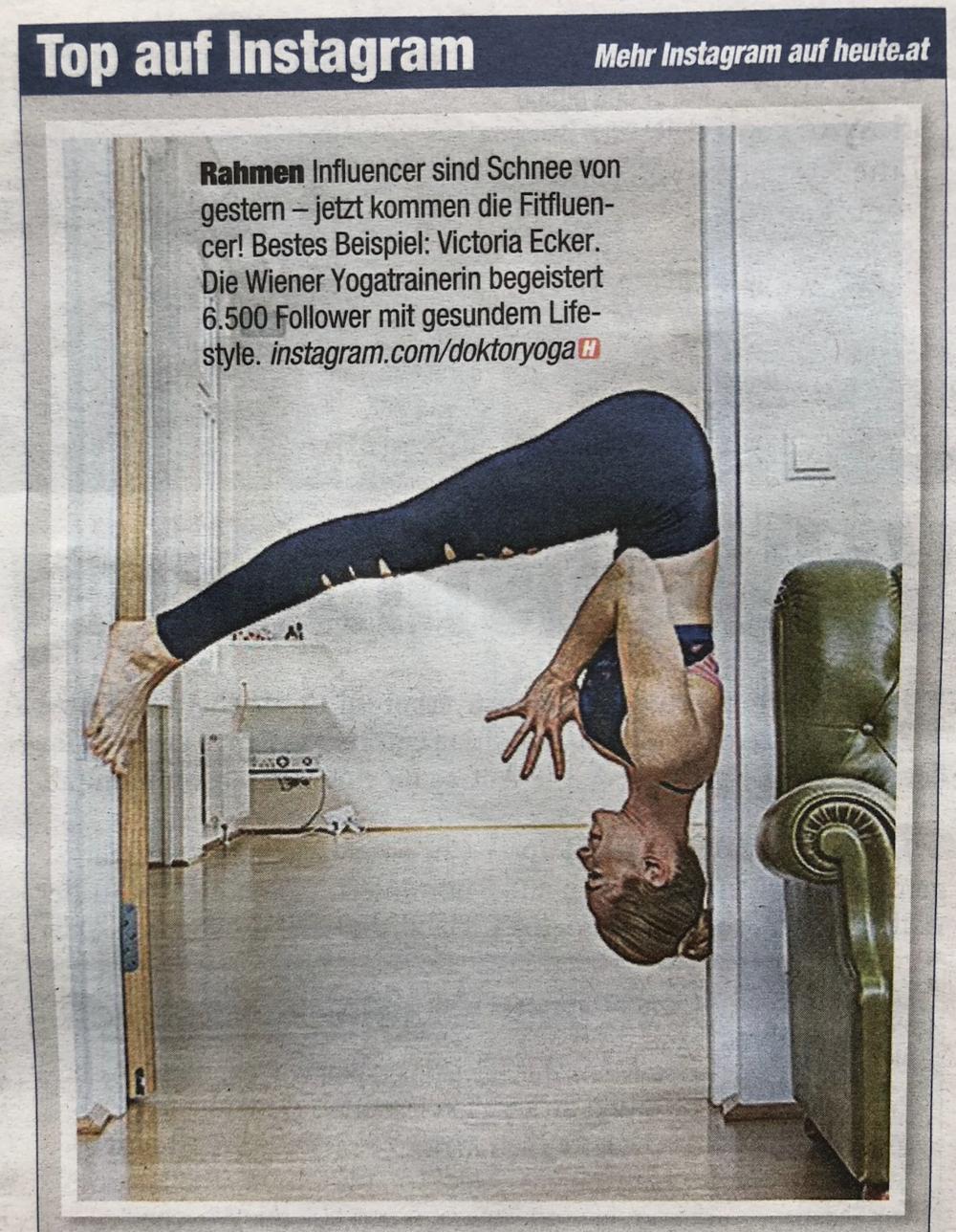 Heute Zeitung 6.3.2018