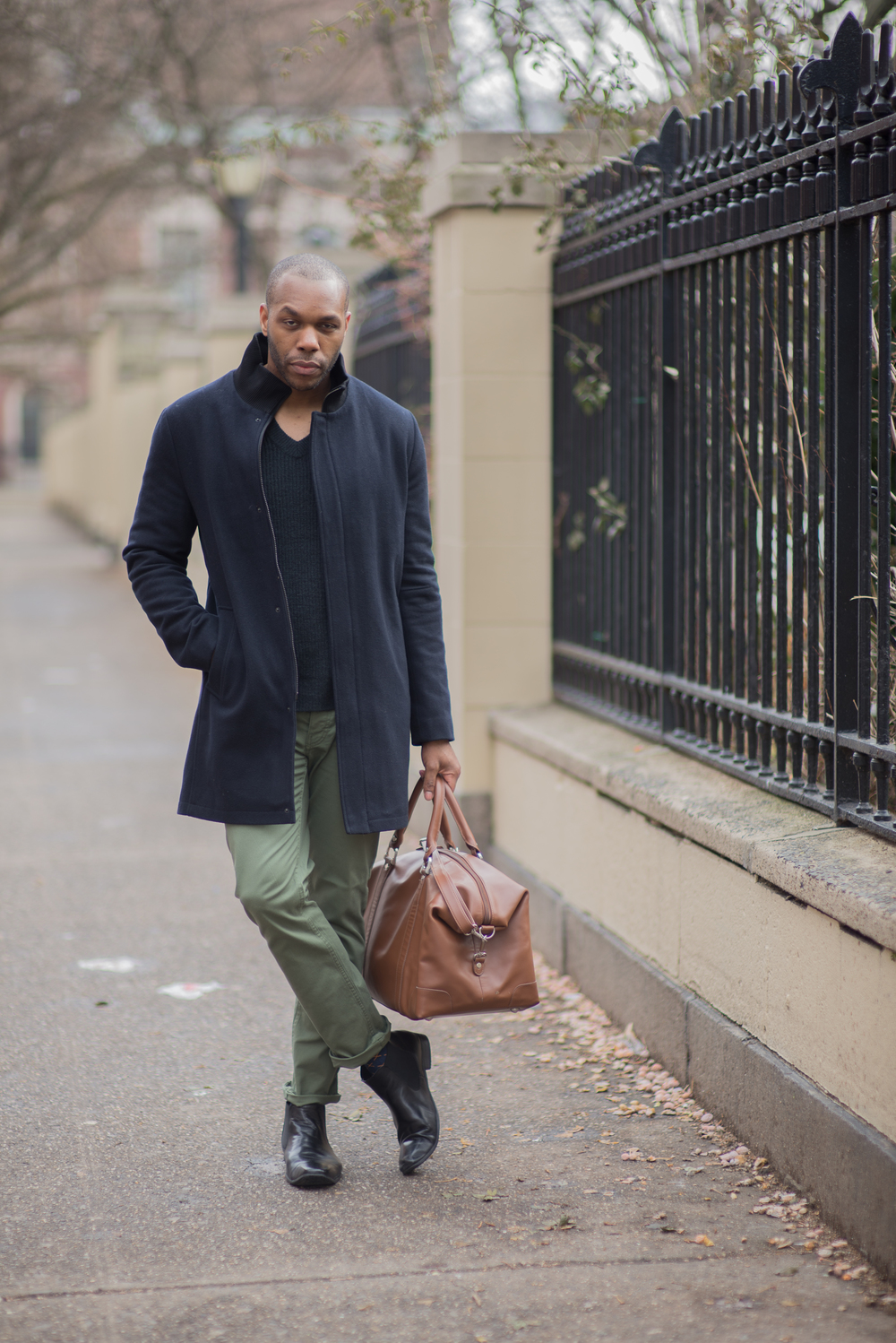 The Bag Makes The Man 2