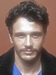 James Franco mugshot