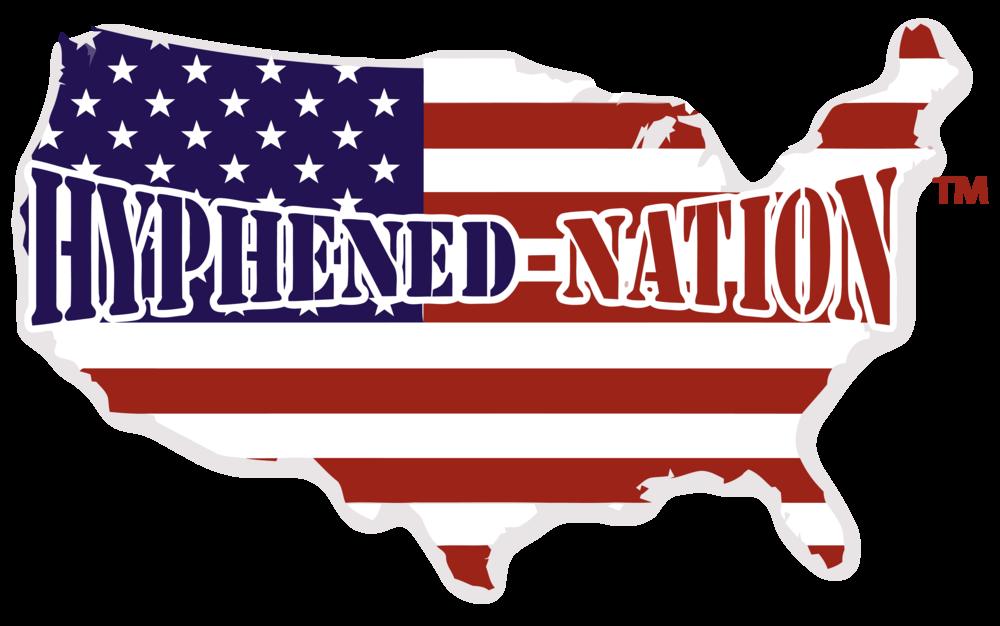 hyphened nation logo