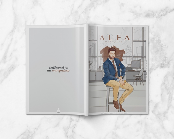 alfa magazine 1