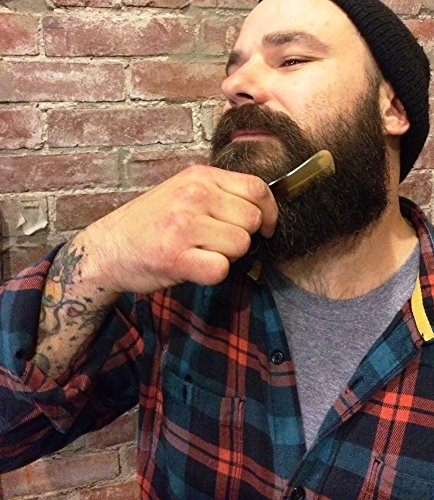 Why Lucky Franc's Beard Comb is the Gold Standard — Uptown