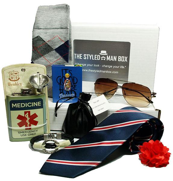 The Styled Man Box 1