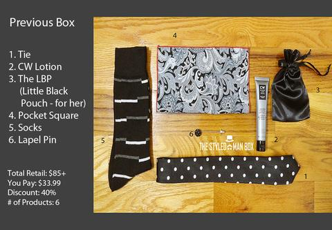 The Styled Man Box 2