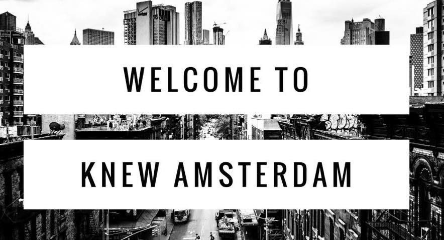Knew Amsterdam logo