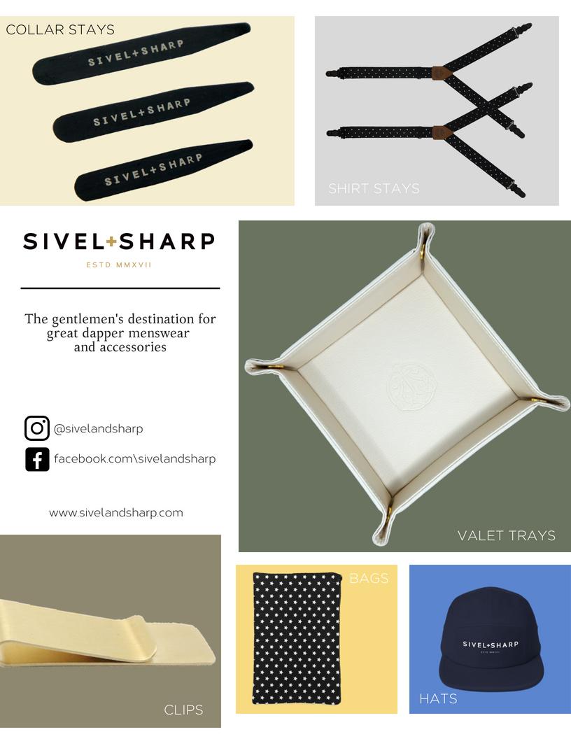 SIVEL + SHARP product assortment