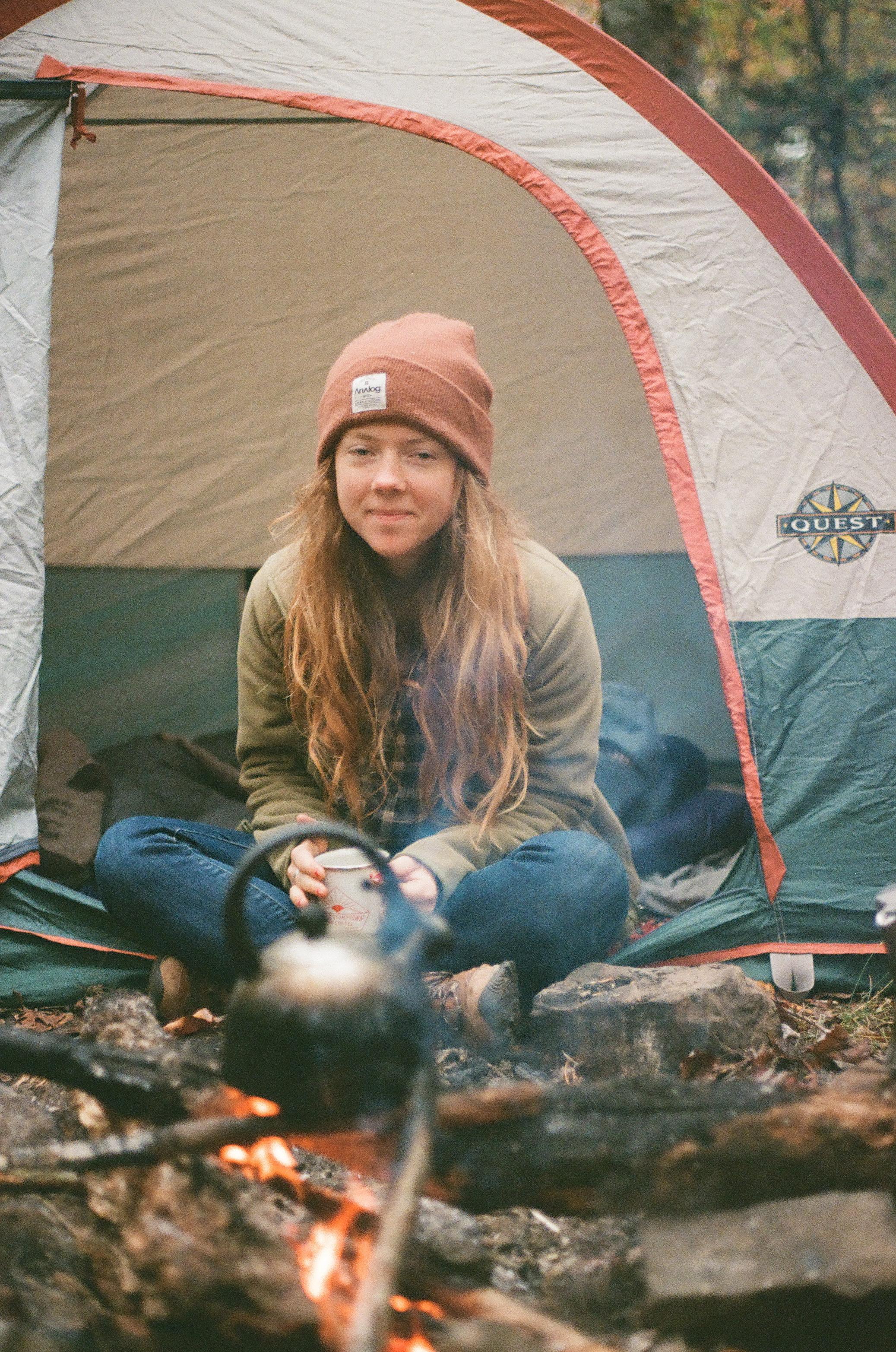 leah gray | camp coffee