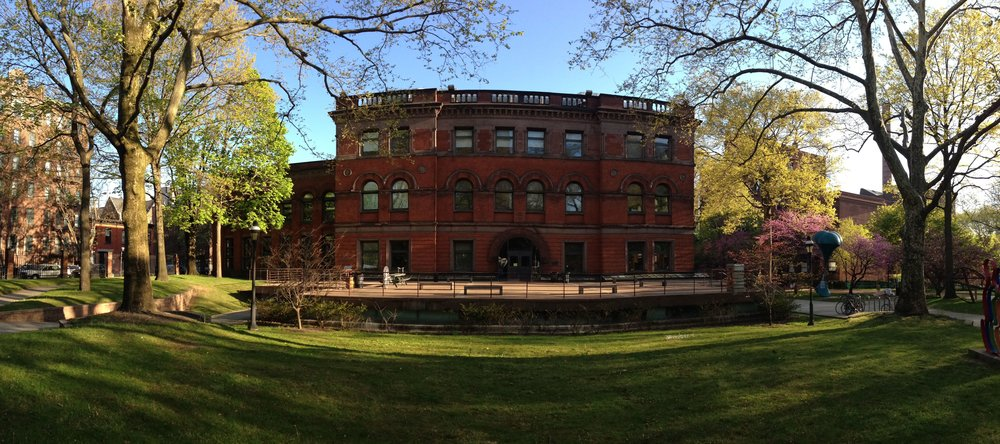 Pratt Institute Library, Brooklyn NY