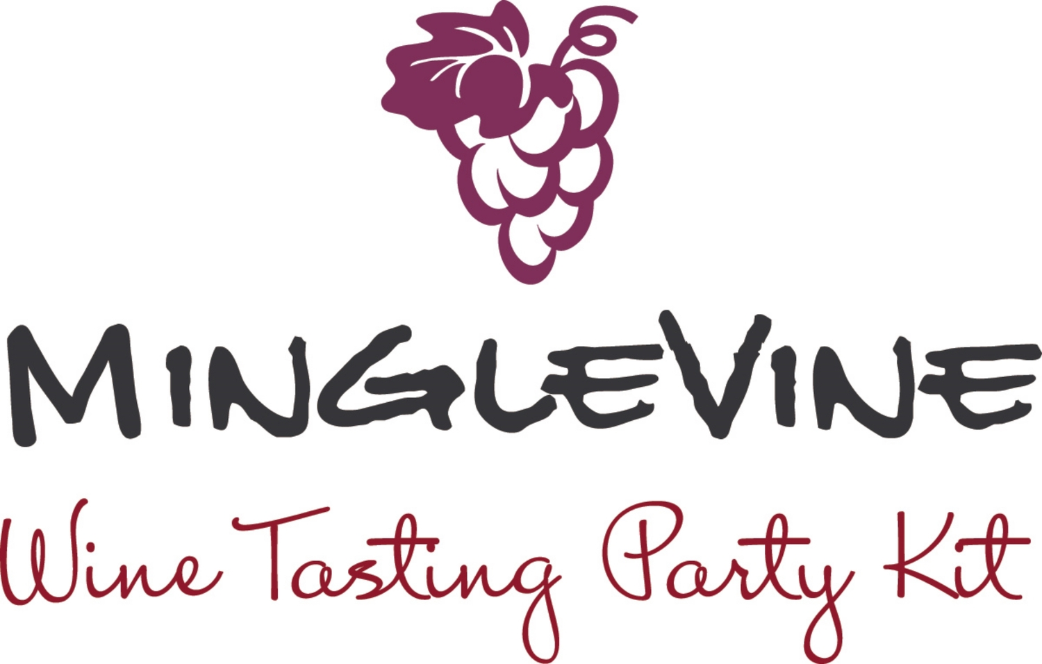 MingleVine Wine Party Tasting Kit