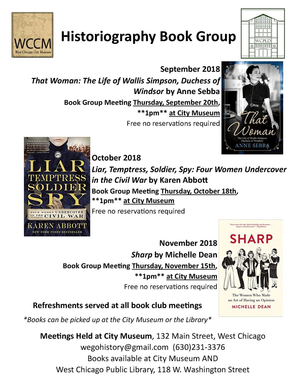 upcoming books,  September, October, November 2018.jpg