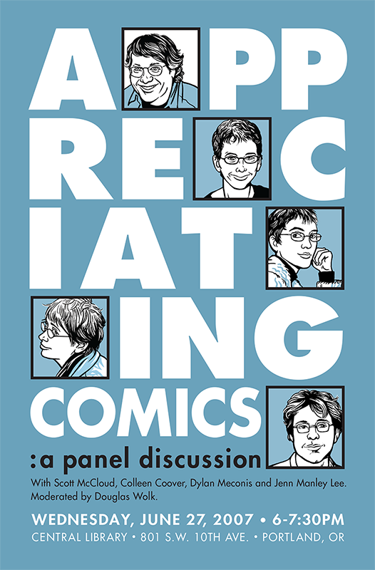 Appreciating Comics