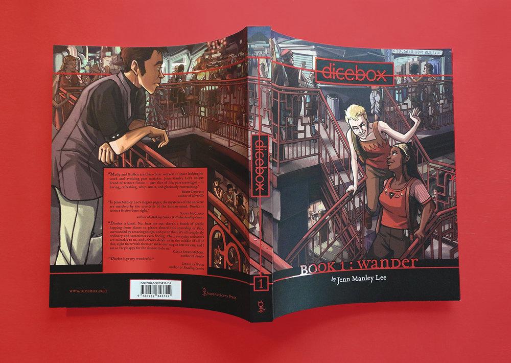 Dicebox Book 1 : Wander