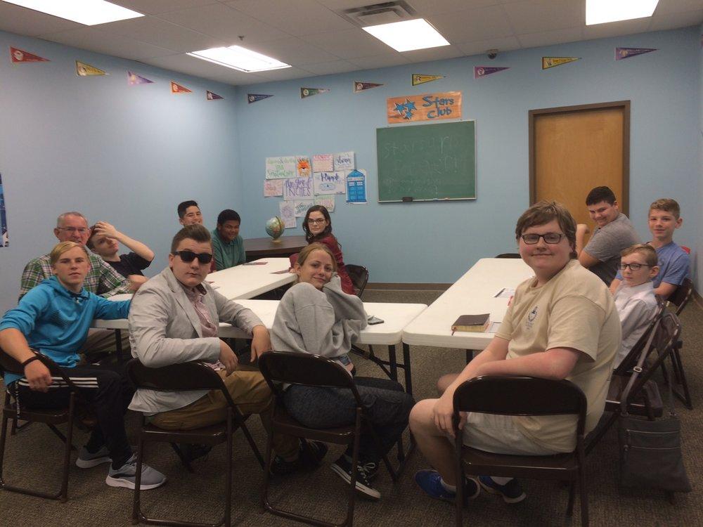 Teen boys class.JPG